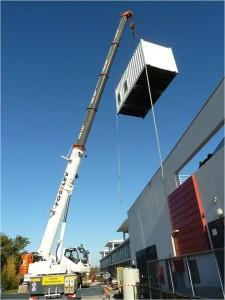 Container ENSM 10m